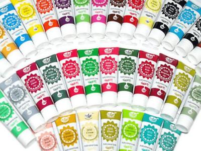 Choosing your colours - progel